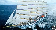 Cruise Ship - Royal Clipper