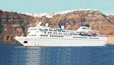 Cruise Ship - MV Voyager