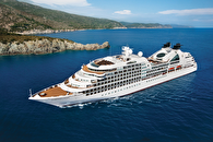 Cruise Ship - Seabourn Quest